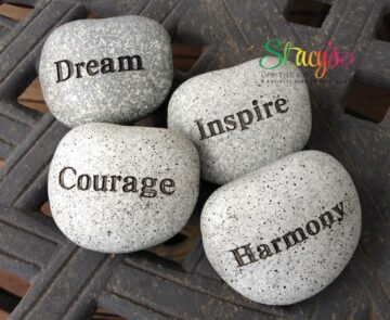 encouragement rocks